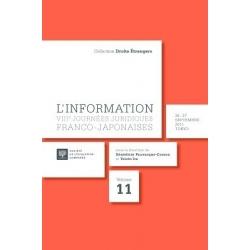 Livre - L'information