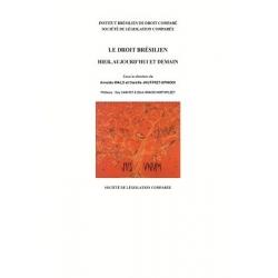 Livre - Le droit brésilien - Hier, aujourd'hui et demain