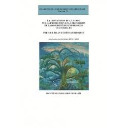 Livre - La Convention de l'UNESCO sur la protection et la promotion de la diversité des expressions culturelles