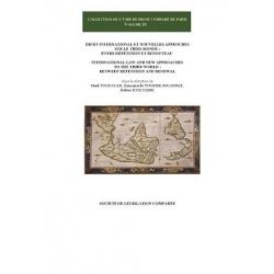 Livre - Droit international et nouvelles approches sur le tiers-monde : Entre répétition et renouveau