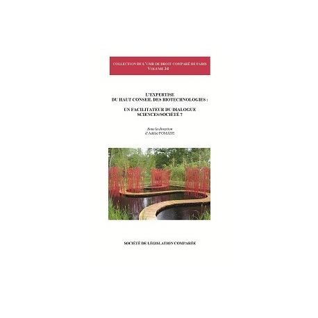 Livre - L'expertise du Haut Conseil des Biotechnologies : Un facilitateur du dialogue sciences/société ?