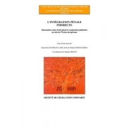 Livre - L'intégration pénale indirecte