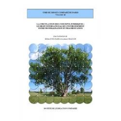 E-Livre- La circulation des concepts juridiques: Le droit international de l'environnement entre mondialisation et fragmentation