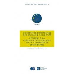 E-Livre - Cohérence européenne des recours collectifs - Réponse à la consultation publique de la Commission européenne