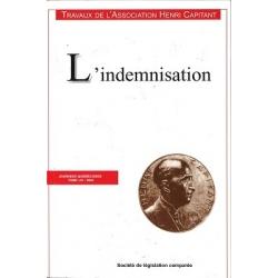 Livre - L'indemnisation