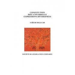 Livre - Constitution universelle, expressions diversifiées