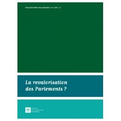 Livre - La revalorisation des Parlements ?