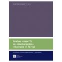 Livre - Analyse comparée des discriminations religieuses en Europe