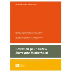 Gestation pour autrui: Surrogate Motherhood