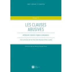 Livre - Les clauses abusives