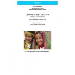 E-livre - L'enfant en droit musulman (Afrique, Moyen-Orient)