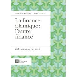 Livre - La finance islamique : L'autre finance