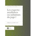 E-Livre - Les experts : auxiliaires ou substituts du juge ?