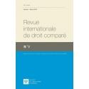RIDC 2021 (Envoi France, Abonnement annuel)