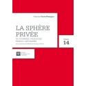 Livre - La sphère privée
