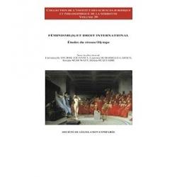 Féminisme(s) et droit international - Etudes du réseau Olympe