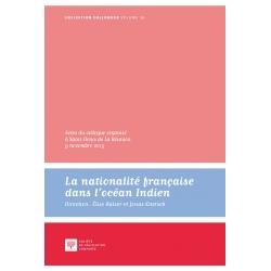 E-livre - La nationalité française dans l'océan Indien