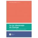 Livre - La loi électorale en Europe