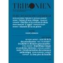 Tribonien - Revue n°1 (Envoi France métropolitaine)