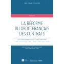 E-livre - La réforme du droit français des contrats