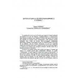 GHERSI, DE VAREILLES-SOMMI7RES - Colloques vol. 39