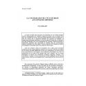 DOLAIS - La consolidation de l'Etat de droit aux couleurs chinoises