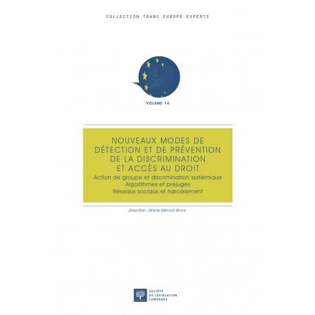 Nouveaux modes de détection et de prévention de la discrimination et accès au droit