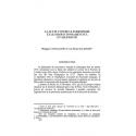 La lutte contre le terrorisme et les droits fondamentaux en Allemagne - COSSALTER et OLLINGER