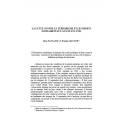 La lutte contre le terrorisme et les droits fondamentaux aux Etats-Unis - FASSASSI et MASTOR