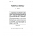 Les comparatistes et les indicateurs juridiques globaux : choix et défis - INFANTINO