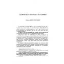 Le droit de la nationalité aux Comores - ABDOU ELWAHAB