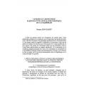 Civilité et citoyenneté, esquisse d'une généalogie politique du cas mahorais - DESCHAMPS
