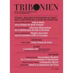 Tribonien (Envoi Monde, Abonnement annuel)