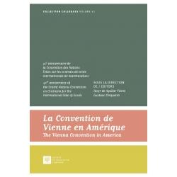 E-livre - La Convention de Vienne  en Amérique