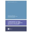 E-livre : L'impérativité en droit international des affaires : questions d'actualité